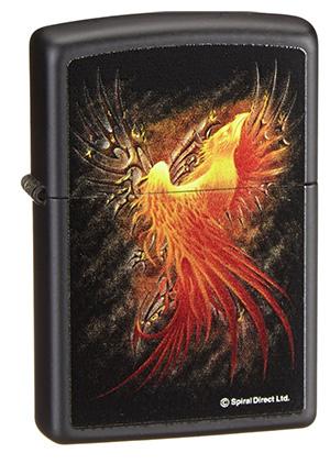ヨーロッパ直輸入Zippo ジッポー Phoenix Rising 2000828