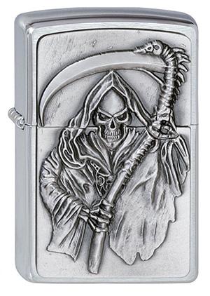 ヨーロッパ直輸入Zippo ジッポー Reapers Curse 2000856