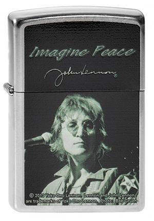 ヨーロッパ直輸入Zippo ジッポー 207 John Lennon 2003936