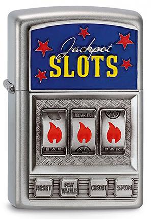 ヨーロッパ直輸入Zippo ジッポー Slot Machine 2003558