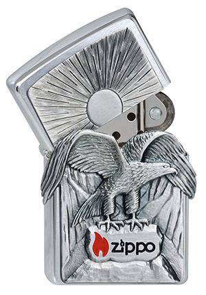 ヨーロッパ直輸入Zippo ジッポー Zippo Eagle 2002543