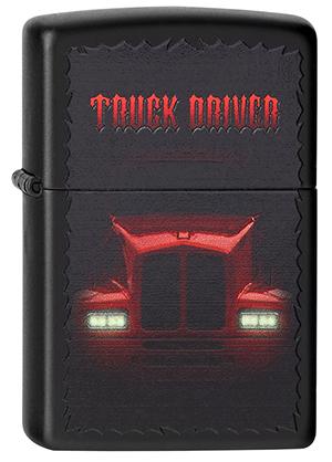 ヨーロッパ直輸入Zippo ジッポー Truck Driver 2004216