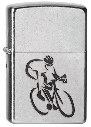 ヨーロッパ直輸入Zippo ジッポー Cyclist 2004215 メール便可