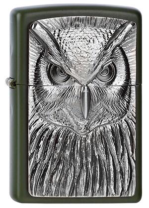ヨーロッパ直輸入Zippo ジッポー Owl 2004292