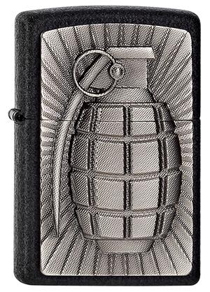 ヨーロッパ直輸入Zippo ジッポー Hand Grenade 2004301