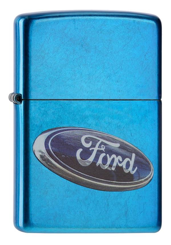 ヨーロッパ直輸入Zippo ジッポー Ford 60000219 メール便可