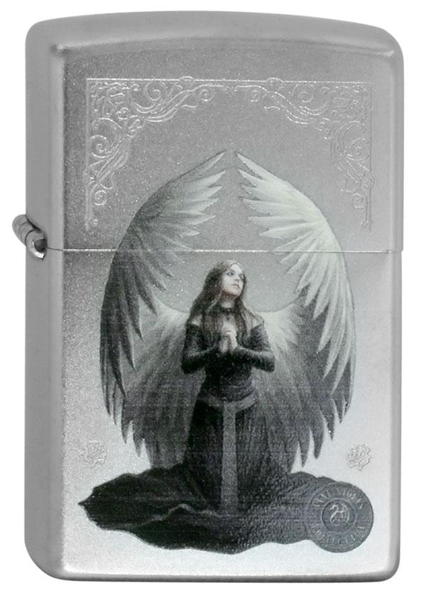 ヨーロッパ直輸入Zippo ジッポー Anne Stokes Angel Babe 60002085