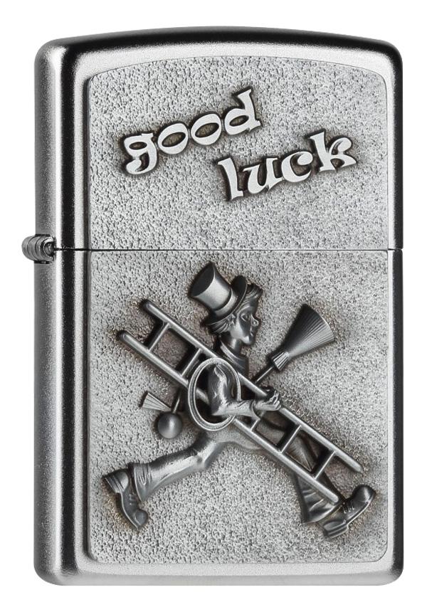 ヨーロッパ直輸入Zippo ジッポー Good Luck Chimney Sweep 2004511