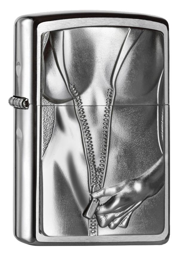 ヨーロッパ直輸入Zippo ジッポー Zipper Girl 2004667 メール便可