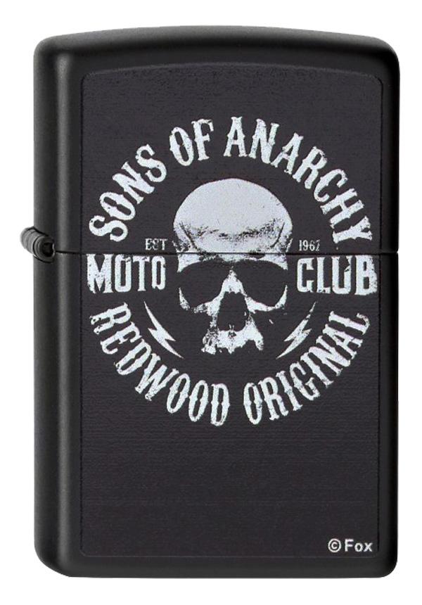 ヨーロッパ直輸入Zippo ジッポー Sons of Anarchy  60000170