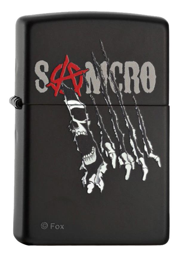 ヨーロッパ直輸入Zippo ジッポー Sons of Anarchy  60000696