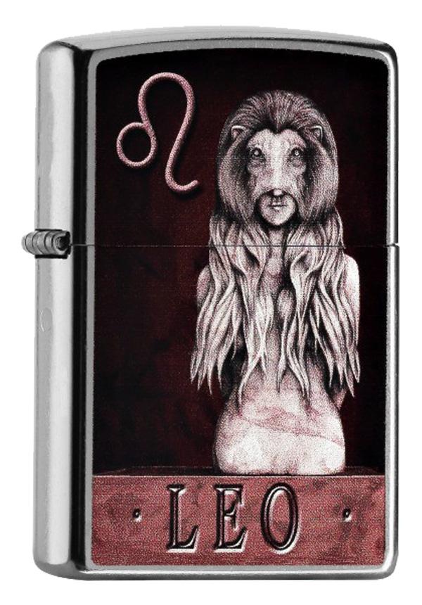 ヨーロッパ直輸入Zippo ジッポー Zodiac Leo 獅子座 60000920