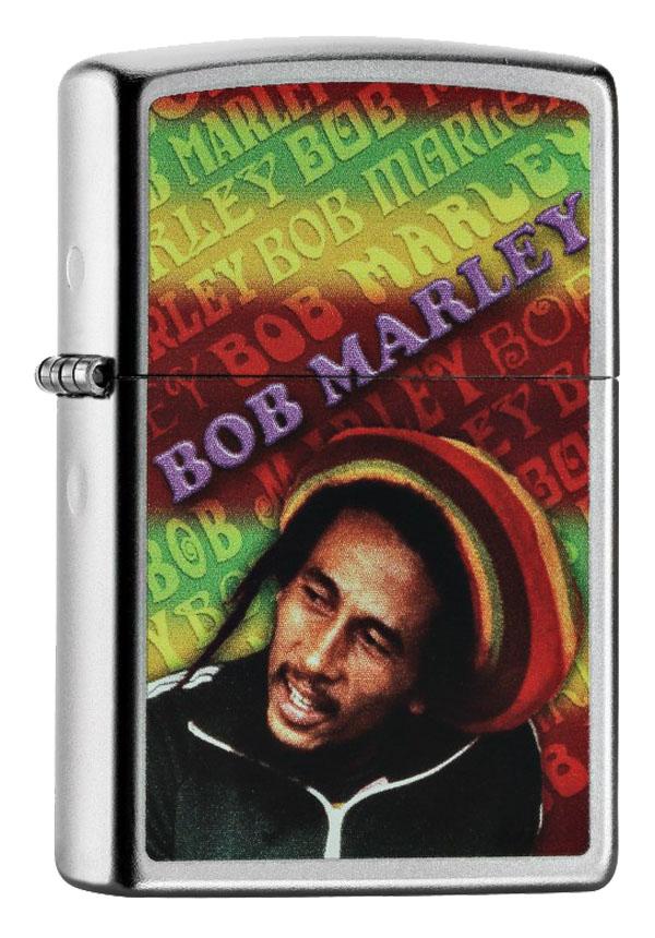 ヨーロッパ直輸入Zippo ジッポー Bob Marley 60000897