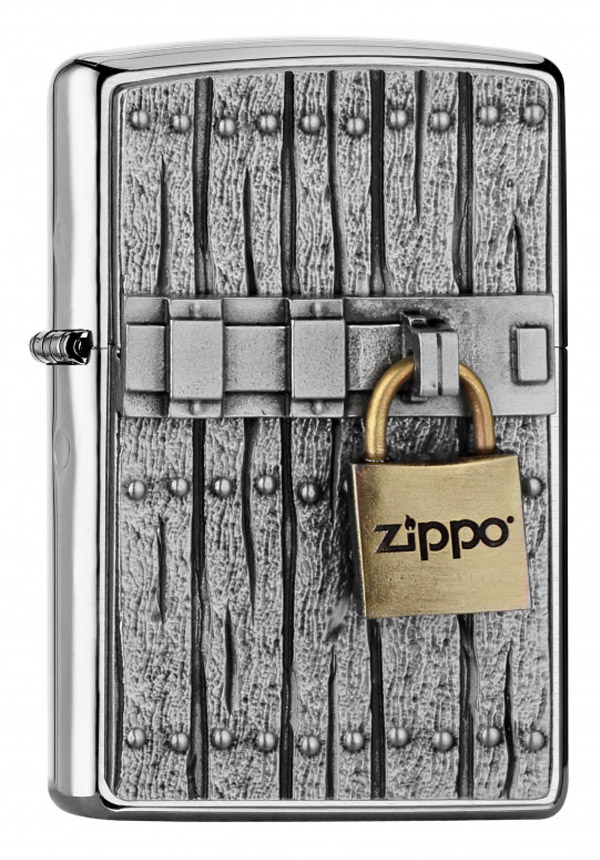 ヨーロッパ直輸入Zippo ジッポー Close Vintage 2005323