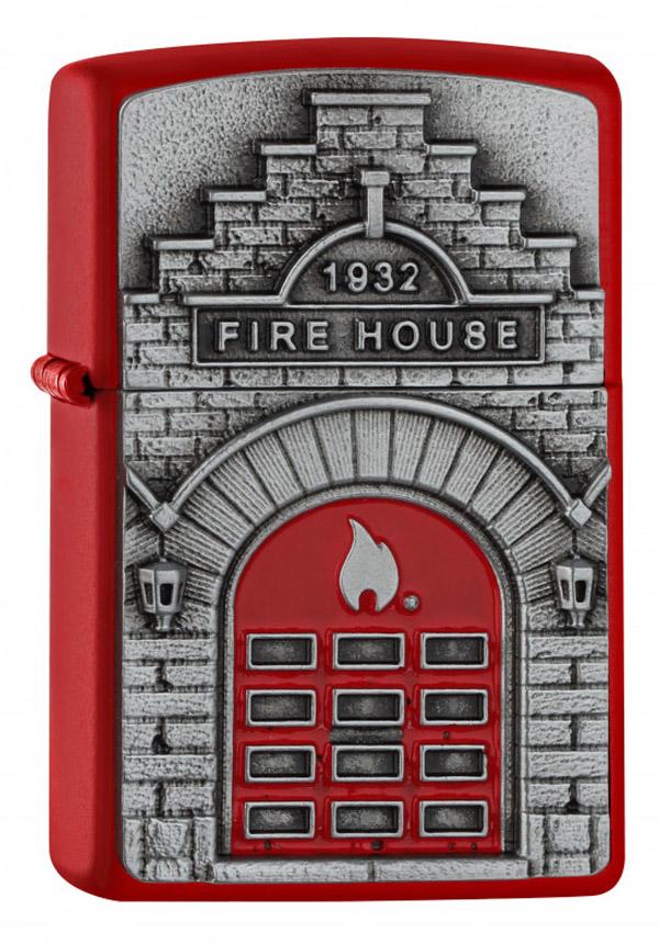 ヨーロッパ直輸入Zippo ジッポー Fire House 2005338