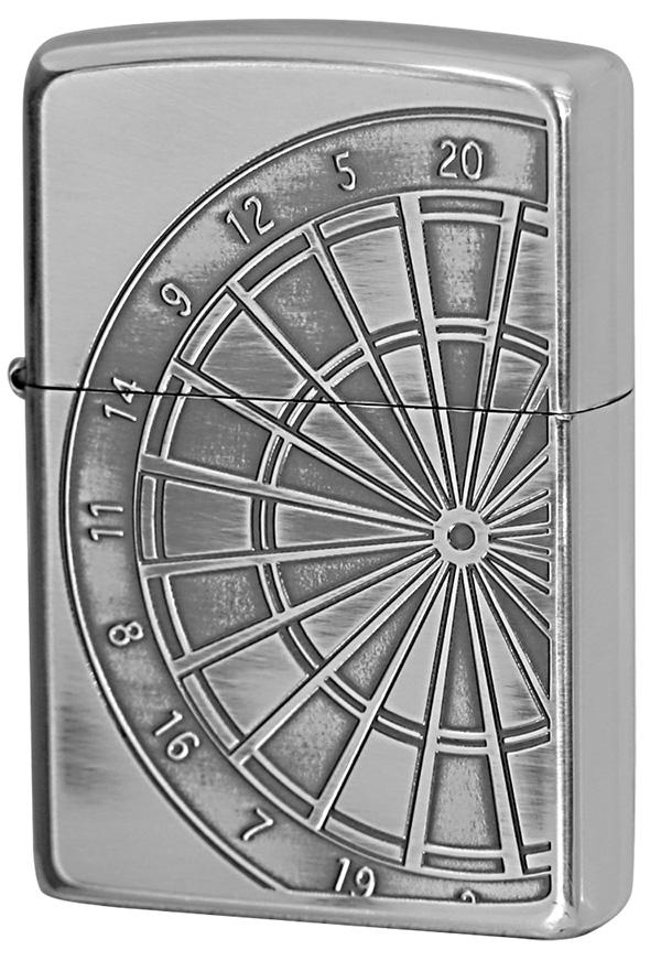Zippo ジッポー ダーツGAMES (1201S002)