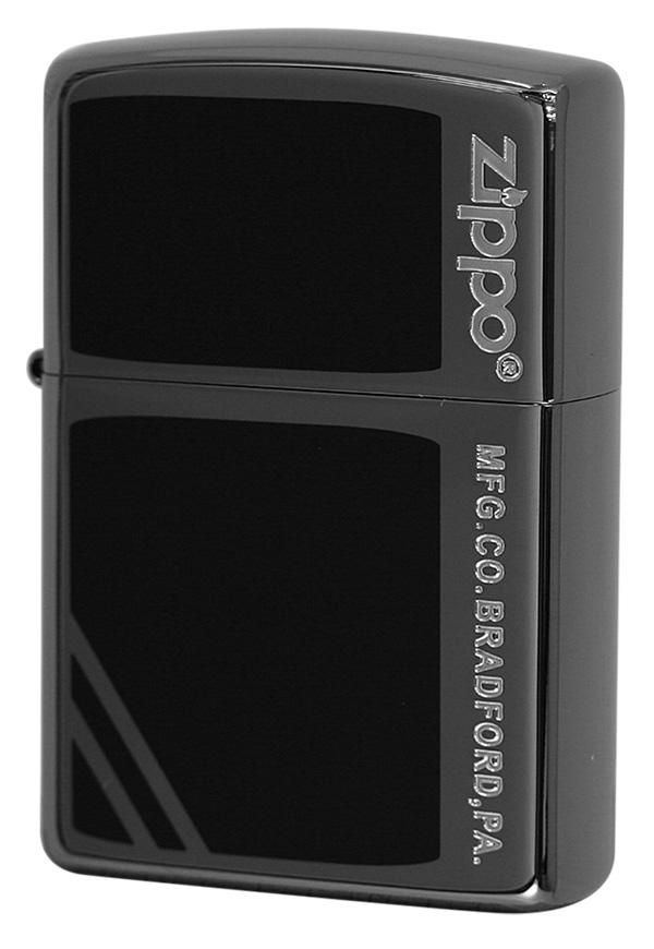 Zippo ジッポー CD2 A  SV&BK(1201S425)