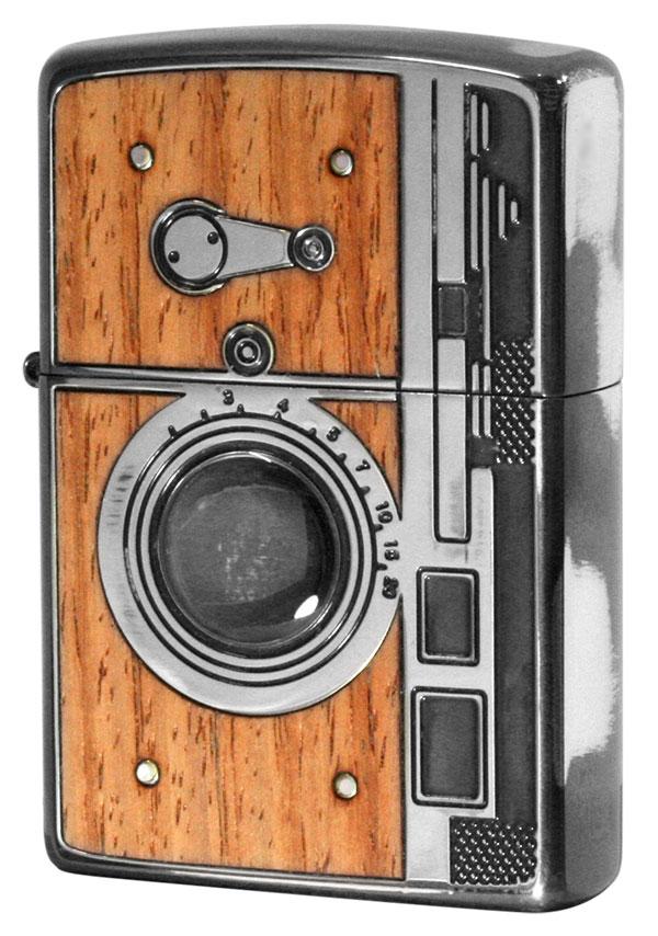 Zippo ジッポー アンティークSLRカメラ Antique Camera SV 1201S562