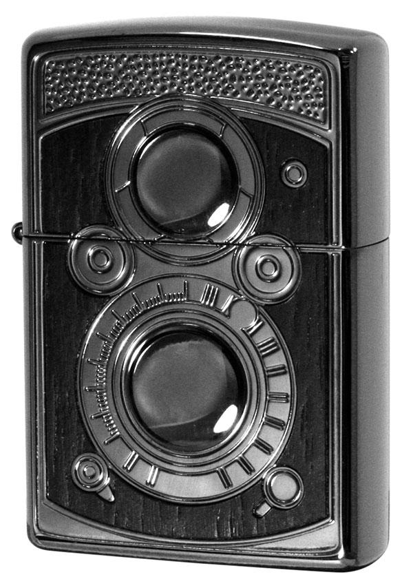 Zippo ジッポー アンティークDLRカメラ Antique Camera BK 1201S567