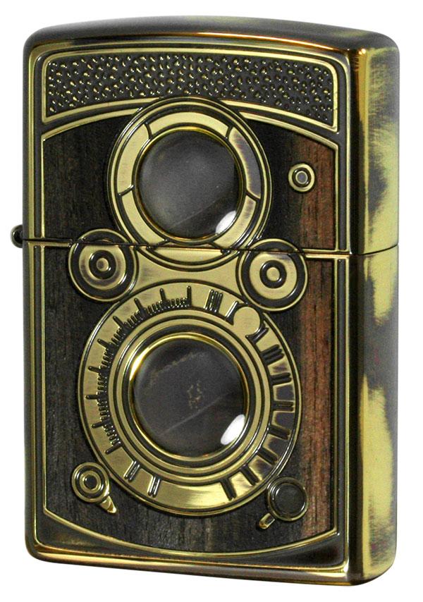 Zippo ジッポー アンティークDLRカメラ Antique Camera  BS 1201S566