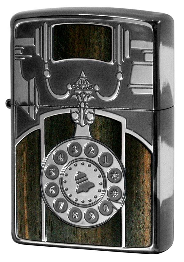 Zippo ジッポー アンティークテレフォン Antique Telephone SV 1201S560