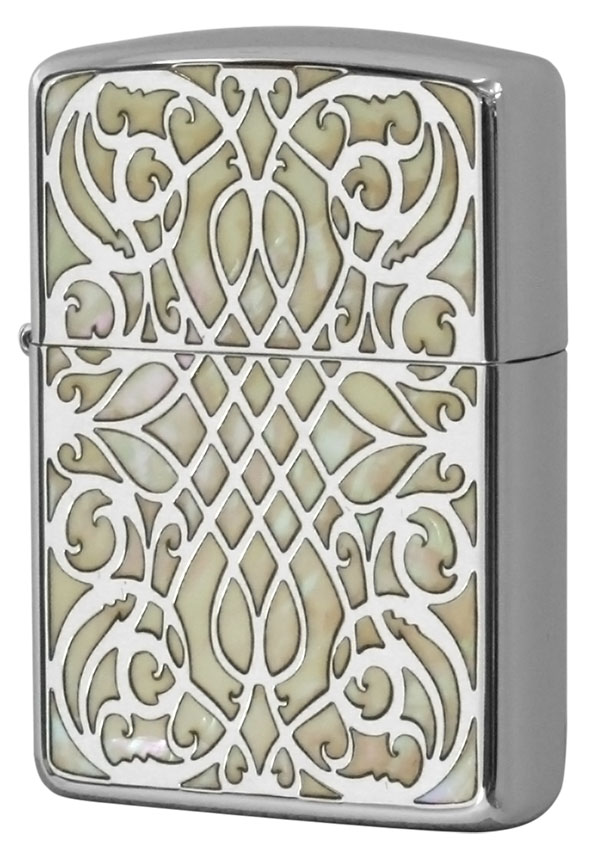 Zippo ジッポー Armor Shell Arabesque SV 1201S545
