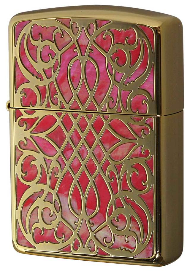 Zippo ジッポー Armor Shell Arabesque YGD 1201S697