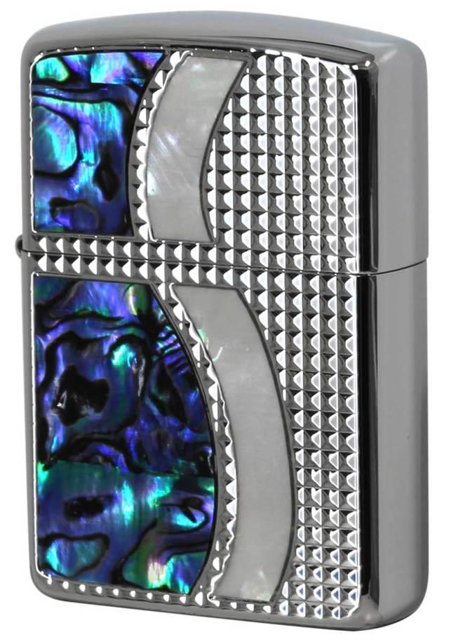 Zippo ジッポー ARMOR アーマー SHELL DC WAVE シェルダイアモンドカットウェーブ SV 1201S731