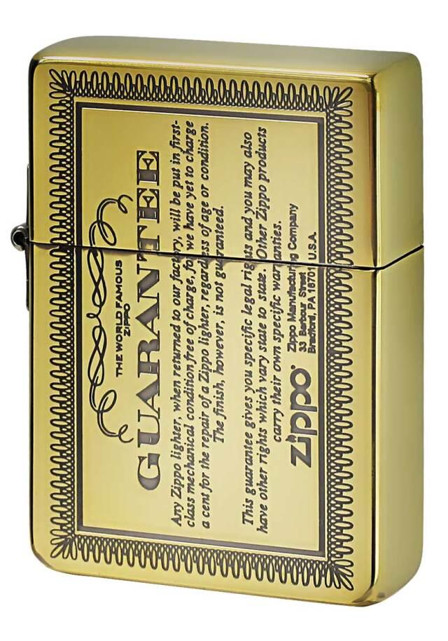 Zippo ジッポー 1935 GUARANTEE ギャランティ BS 1201S664 メール便可