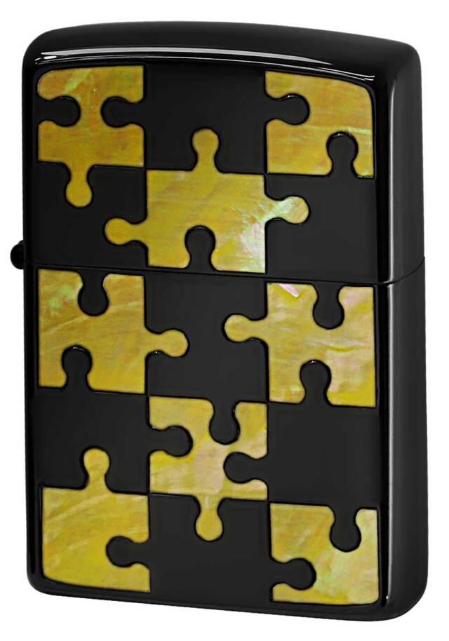 Zippo ジッポー Shell Puzzle シェルパズル2 BK 1201S672