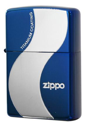 Zippo ジッポー チタン&パラジウム TNB#B