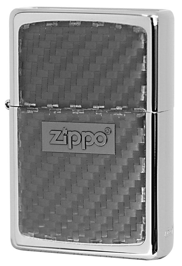 Zippo ジッポー BottomzUp #382 銀チタン 15-3