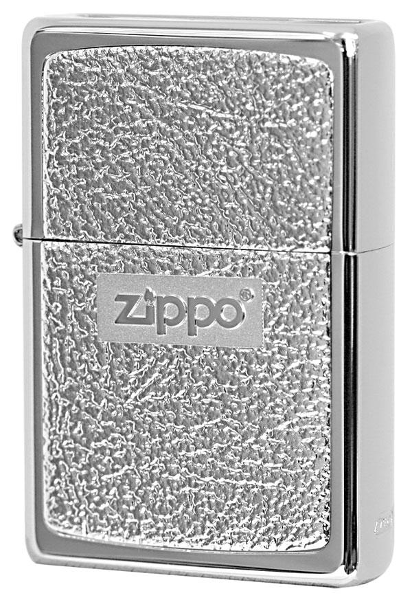 Zippo ジッポー BottomzUp #382 銀チタン 15-5