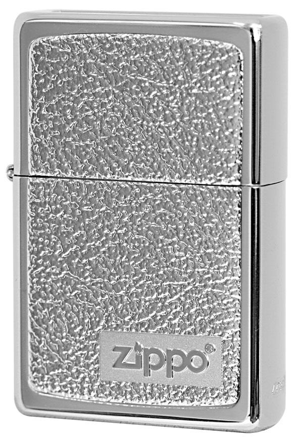 Zippo ジッポー BottomzUp #382 銀チタン 15-6