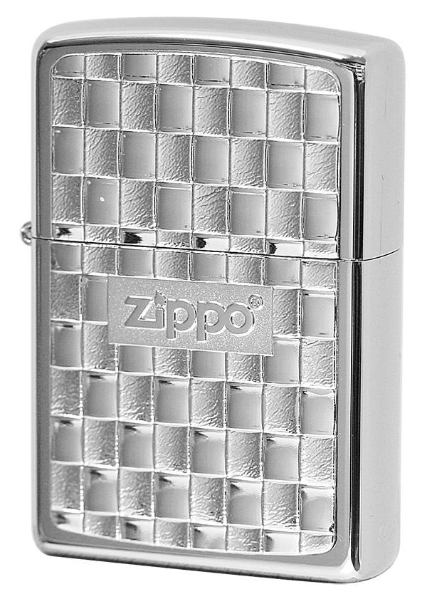 Zippo ジッポー #200 銀チタン 15-1