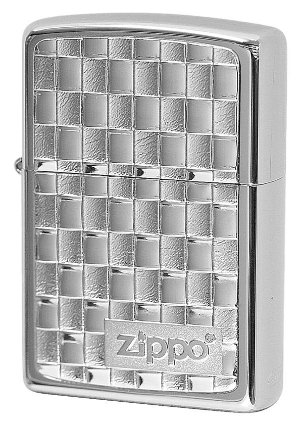 Zippo ジッポー #200 銀チタン 15-2