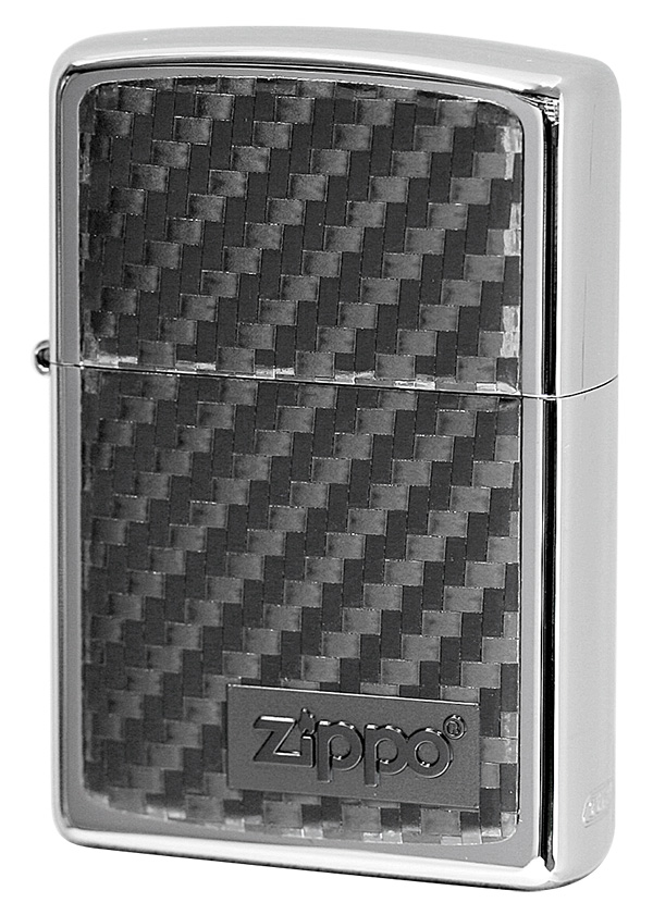 Zippo ジッポー #200 銀チタン 15-4