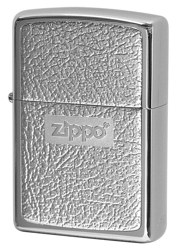 Zippo ジッポー #200 銀チタン 15-5