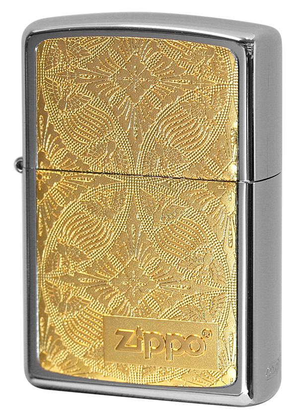 Zippo ジッポー #200 銀チタン 15-8