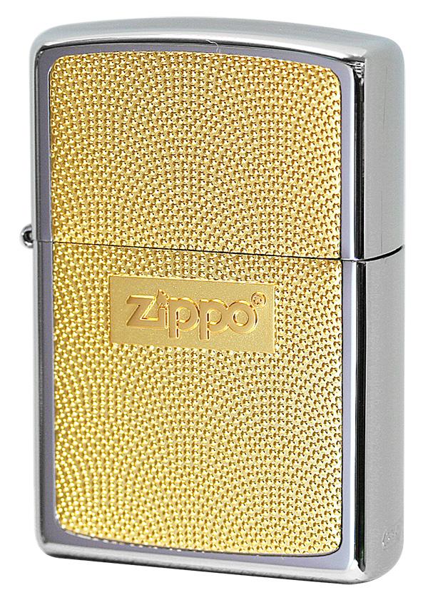 Zippo ジッポー #200 銀チタン 15-9