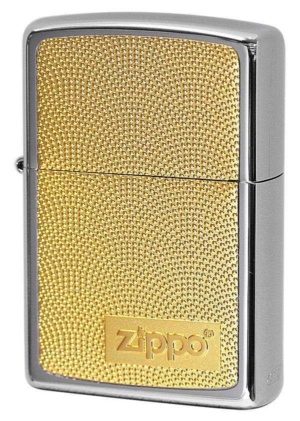 Zippo ジッポー #200 銀チタン 15-10