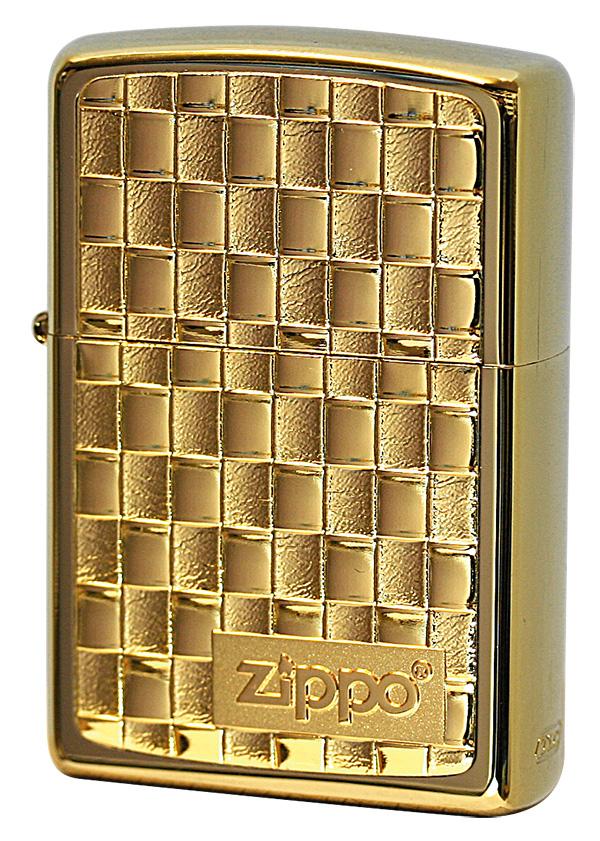 Zippo ジッポー #200 金チタン 15-12