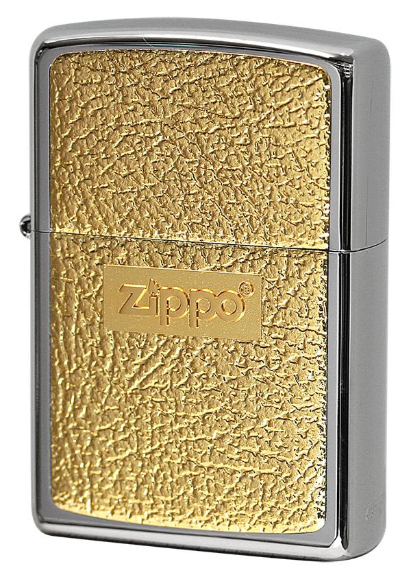 Zippo ジッポー #200 銀チタン 15-13