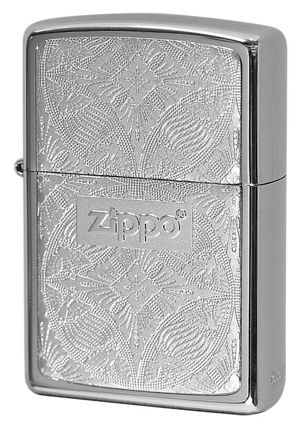 Zippo ジッポー #200 銀チタン 15-15