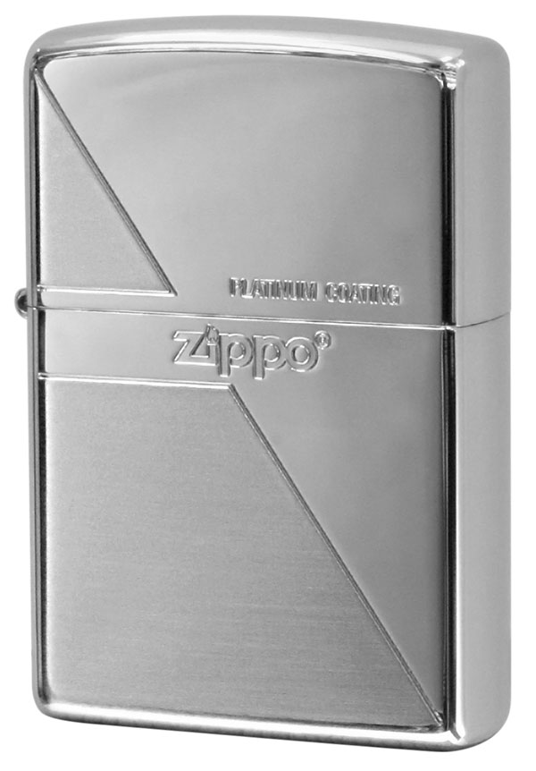 Zippo ジッポー PLATINUM COATING PZ#1