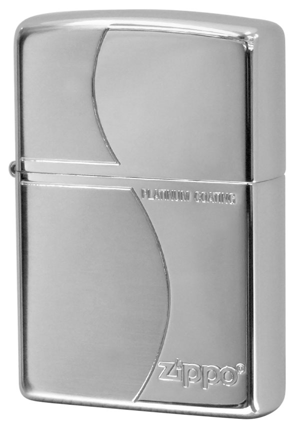 Zippo ジッポー PLATINUM COATING PZ#5