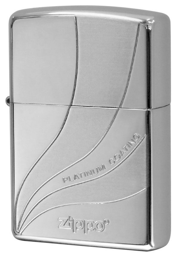 Zippo ジッポー PLATINUM COATING PZ#B