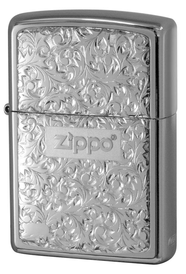 Zippo ジッポー #200銀チタン #KR-7