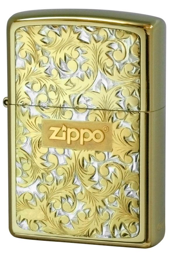 Zippo ジッポー #200金チタン #K-02