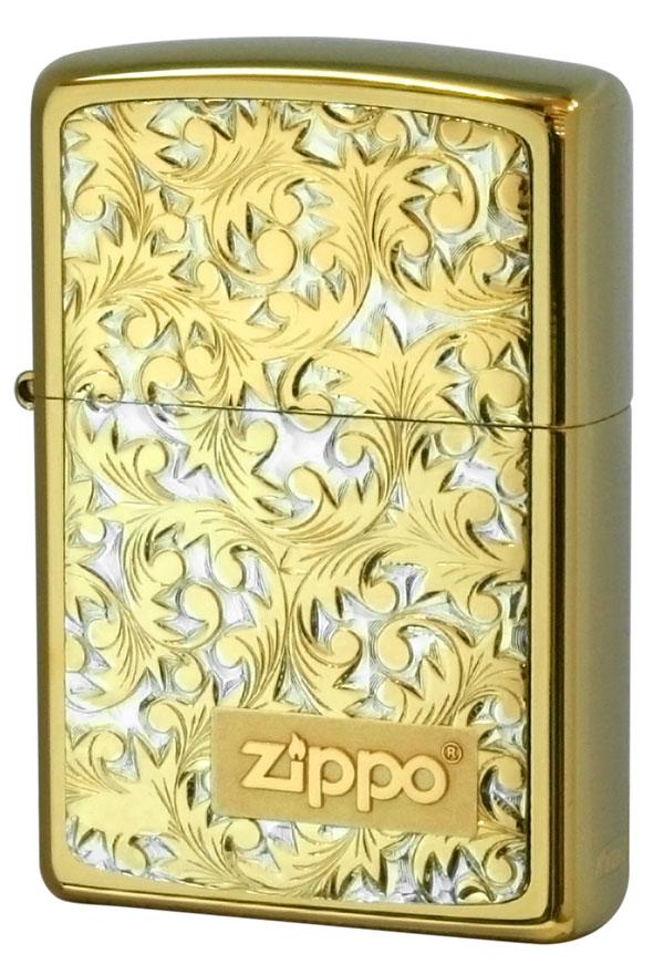 Zippo ジッポー #200金チタン #K-03